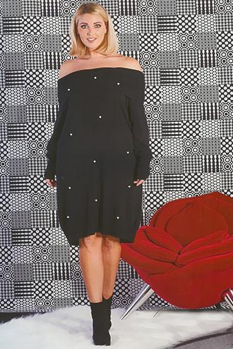 Sophia Curvy vetement grande taille femme